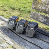 ハスクバーナ携帯用バッテリー3種