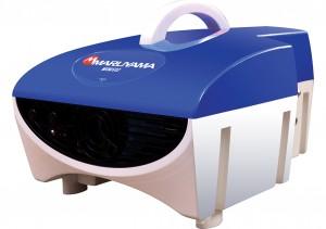 気化熱を利用したミスト発生装置『ユニバーサルミスト(MUM602)』